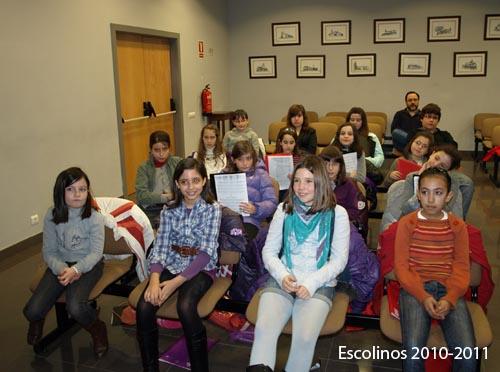 escolinos 2011 2